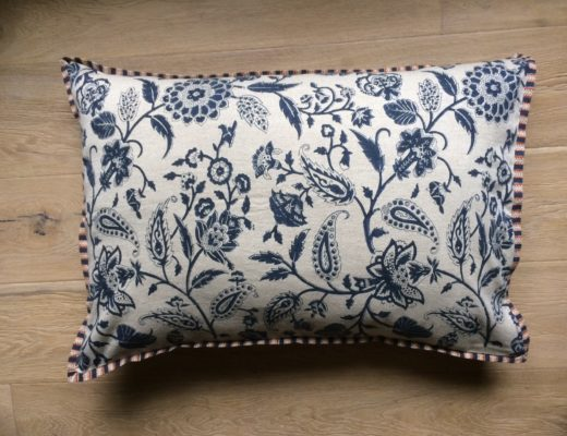 coussin Adelaide